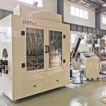 Automaatne vedelate pudelite täitmise masin, Cloroxi pleegitushapete täitmise masin