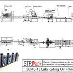 Automaatne 50ML-1L määrdeõli täitejoon