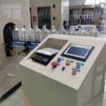 Automaatne korrosioonivastane gravitatsiooniline vedelikuga täitepink tugeva 84 desinfitseerimisvahendi jaoks