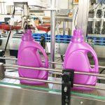 Automaatne kangapehmendi vedelikuga täitev pakkimismasin