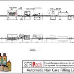 Automaatne juuksehoolduse täitejoon