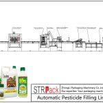Pestitsiidide automaatne täitmisliin
