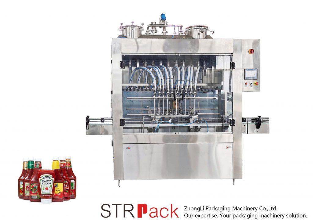 STRFP automaatne kastmetäidis