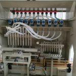 Sööbiv vedeliku täitejoon, Harpic vedeliku täitejoon, WC-puhastusvahendi täitemasin