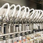 Nõudepesu pudelite täitmise masin, käsitsi pesu pudelite täitmise masin