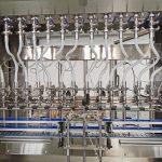 Klaasipuhastusvahendi täitmise masin Põrandapuhastusvahendi vedeliku täitmise masin Vedelseebi täitmise seade