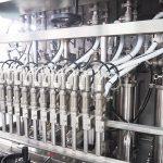 Lotioni täitmise masina pudelikreemi täitmise masin