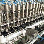 Pestitsiidide vedelpudelite täitmise masin