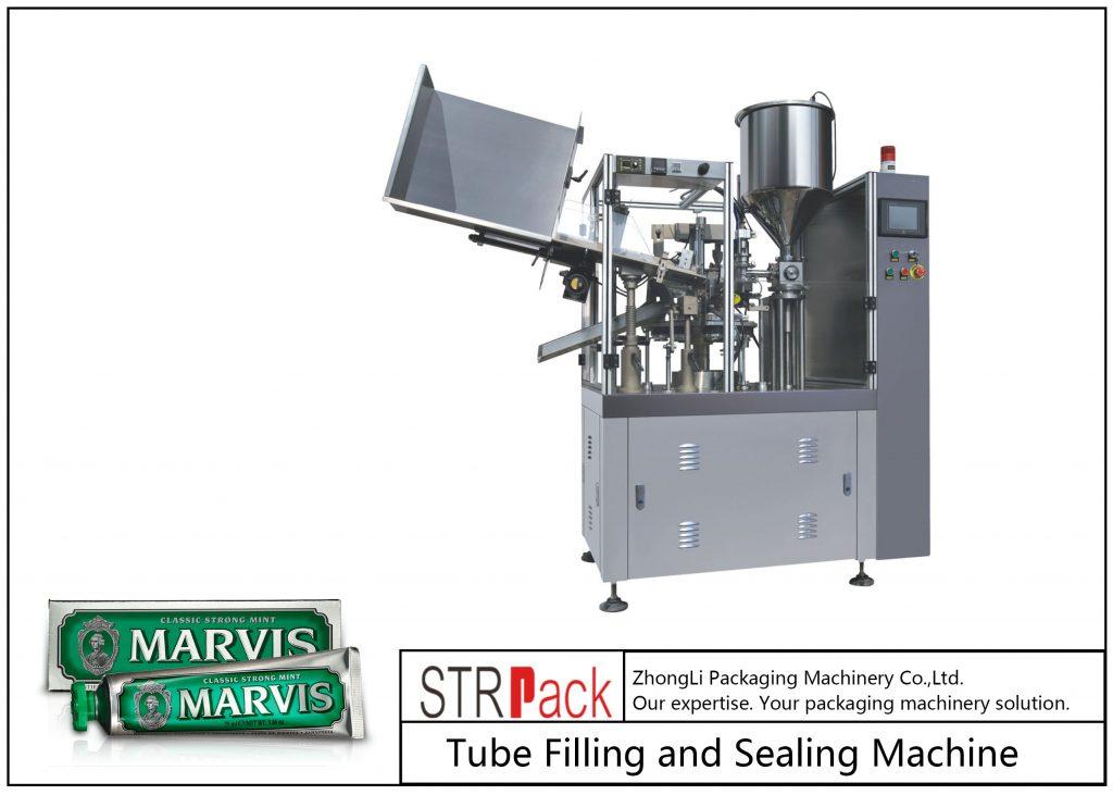 Plasttorude täitmise ja tihendamise seade SFS-60