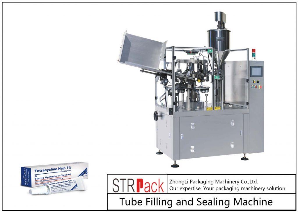 Metalltorude täitmise ja tihendamise seade SFS-80Z