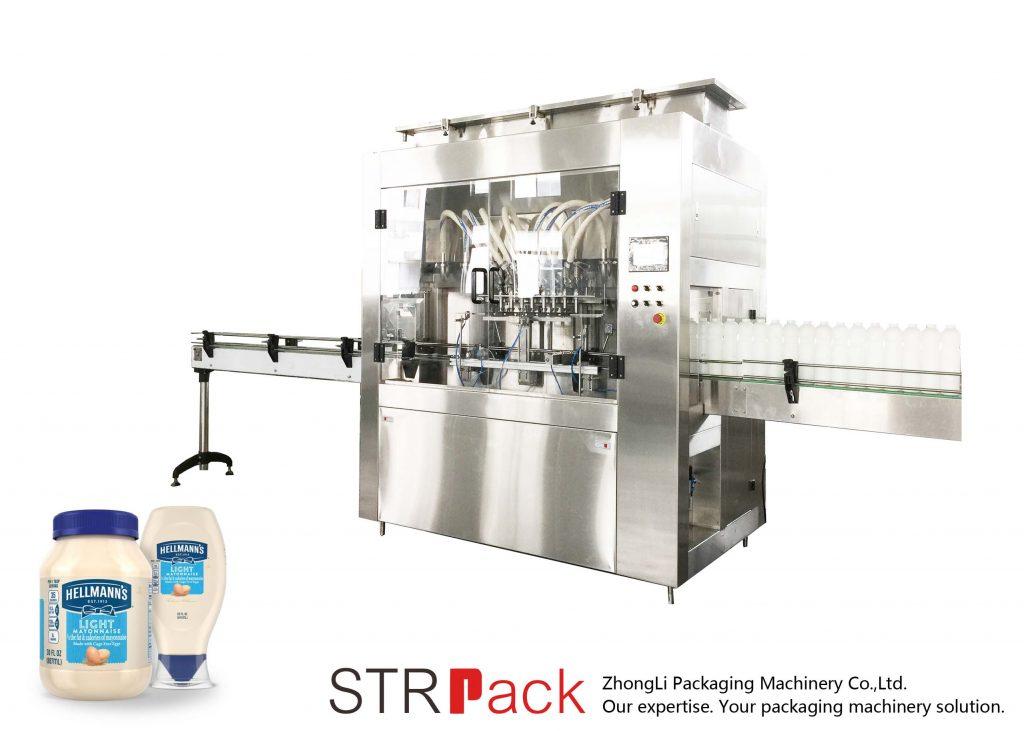 Rootorpumba täitmismasin STRRP
